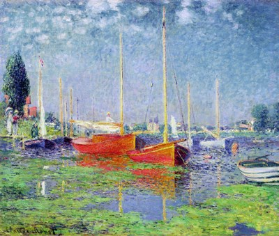 Argenteuil, c.1872-5 Poster by Claude Monet for $135.00 CAD
