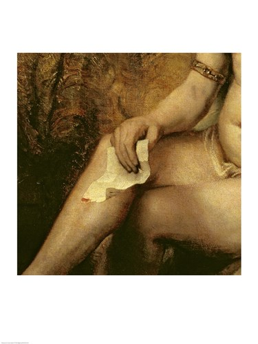 Bathsheba Bathing, 1654 Poster by Rembrandt van Rijn for $32.50 CAD