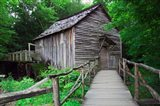 Cable Mill at Cades Cove, Tennessee