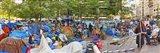 Occupy Wall Street at Zuccotti Park, Lower Manhattan, Manhattan, New York City, New York State, USA