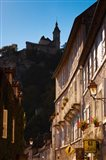 Buildings in a town, Rocamadour, Lot, Midi-Pyrenees, France