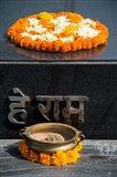 Gandhi Tomb, Raj Ghat, New Delhi, India