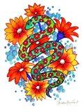 Mosaic Snake