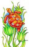 Mosaic Turtle I