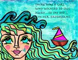 Girl Who Wanted To Sail Away