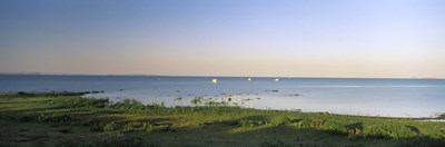 Panoramic view of a lake, Lake Victoria, Great Rift Valley, Kenya Poster by Panoramic Images for $71.25 CAD