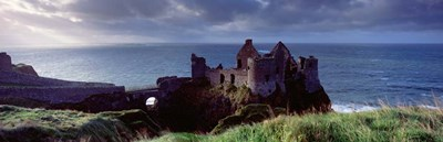 Dunluce Castle, County Antrim, Northern Ireland Poster by Panoramic Images for $90.00 CAD