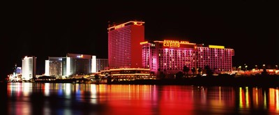 Riverside Casino, Laughlin, Clark County, Nevada Poster by Panoramic Images for $71.25 CAD