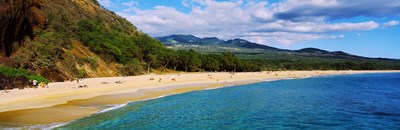 Makena Beach, Maui, Hawaii Poster by Panoramic Images for $86.25 CAD