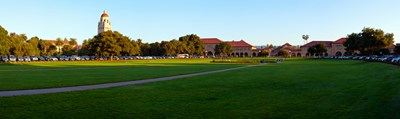 Stanford University Campus, Palo Alto, California Poster by Panoramic Images for $86.25 CAD