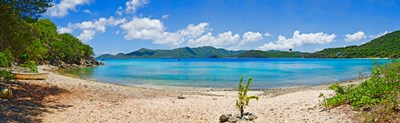 Coral Bay, St. John, US Virgin Islands Poster by Panoramic Images for $71.25 CAD