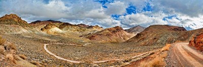 Titus Canyon Road, Death Valley National Park, California Poster by Panoramic Images for $90.00 CAD