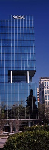 NBSC Building, Columbia, South Carolina Poster by Panoramic Images for $90.00 CAD