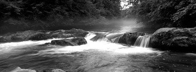 Little Pigeon River, Great Smoky Mountains National Park,North Carolina, Tennessee, Poster by Panoramic Images for $85.00 CAD