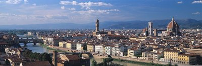 Florence, Italy Poster by Panoramic Images for $90.00 CAD