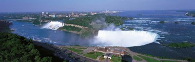 Niagara Falls, Ontario, Canada Poster by Panoramic Images for $90.00 CAD