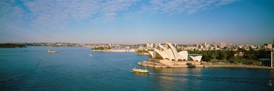 Aerial view of Sydney Opera House Poster by Panoramic Images for $86.25 CAD