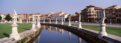 Prato Della Valle, Padua, Italy Poster by Panoramic Images for $71.25 CAD