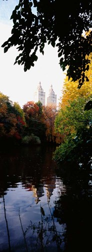 Central Park, Manhattan, New York City Poster by Panoramic Images for $87.50 CAD