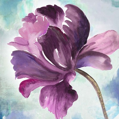 Tye Dye Floral II Poster by Asia Jensen for $56.25 CAD