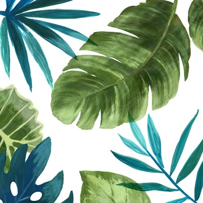 Tropical Leaves II Poster by Asia Jensen for $56.25 CAD