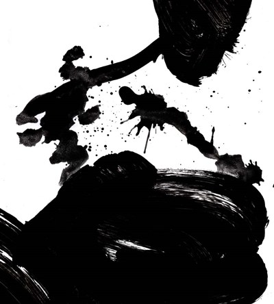 Ink Blot III Poster by PI Galerie for $60.00 CAD