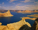 Gunsight Butte, Glen Canyon National Recreation Area, Arizona
