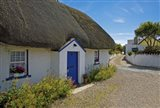 Traditional Thatched Cottage, Kilmore Quay, County Wexford, Ireland