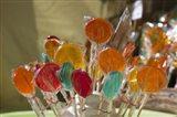 Close-up of lollipops, Hippie Market, San Carlos de Bariloche, Rio Negro Province, Patagonia, Argentina