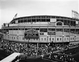 Wrigley Field, Chicago, Cook County, Illinois