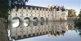 Chateau De Chenonceau, Indre-Et-Loire, Loire Valley, Loire River, Region Centre, France