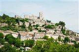 Buildings on a Hill, Bonnieux, Vaucluse, Provence-Alpes-Cote d'Azur, France