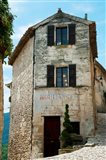 Former bakery, Lacoste, Vaucluse, Provence-Alpes-Cote d'Azur, France