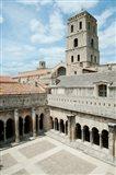 Church Of St. Trophime, Arles, Bouches-Du-Rhone, Provence-Alpes-Cote d'Azur, France