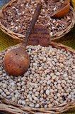 Pistachios for sale at weekly market, St.-Remy-de-Provence, Bouches-Du-Rhone, Provence-Alpes-Cote d'Azur, France