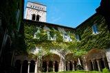 Saint-Paul-De-Mausole, St.-Remy-De-Provence, Bouches-Du-Rhone, Provence-Alpes-Cote d'Azur, France
