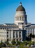 Utah State Capitol Building, Salt Lake City, Utah, USA
