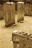 Gravestone at Old Jewish Cemetery, Frankfurt, Hesse, Germany