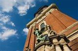 Tower of the St. Michaelis Church, Hamburg, Germany
