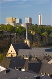 Church in a city, St. Jean du Grund Church, Grund, Luxembourg City, Luxembourg