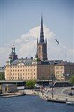 Spire, Gamla Stan, Stockholm, Sweden