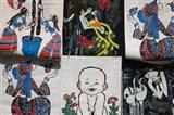 Fabric Items, Dali, Yunnan Province, China