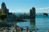 Close up of Tufa formations, Mono Lake, California