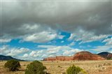 Clouds over Capitol Reef National Park, Utah