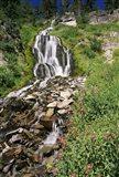Vidae Falls in Crater Lake National Park, Oregon, USA
