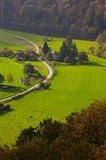 Frahan Village Farmhouset, Semois, Ardennes, Belgium
