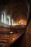 Abbatiale Saint-Robert, La Chaise-Dieu, Haute-Loire, Auvergne, France