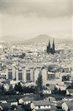 Notre-Dame-de-l'Assomption, Clermont-Ferrand, Auvergne, Puy-de-Dome, France