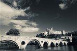 Pont Vieux Bridge, Beziers, Herault, Languedoc-Roussillon, France