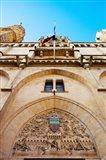 Town hall at Place de l'Hotel de Ville, Narbonne, Aude, Languedoc-Roussillon, France